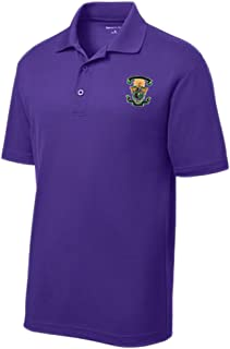 Lambda Chi Alpha Emblem Polo