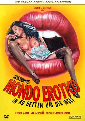 Jess Francos MONDO EROTICO - IN 80 BETTEN UM DIE WELT Uncut