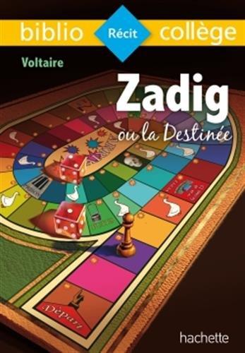 Bibliocollège - Zadig, Voltaire