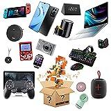 WANDK Mystery Box Productos Electrónicos, Caja De Sorpresa, Sorpresas Desconocidas Abiertas, Consiguen Aleatoriamente Tabletas, Auriculares, Máquinas De Desayuno, Etc. 1