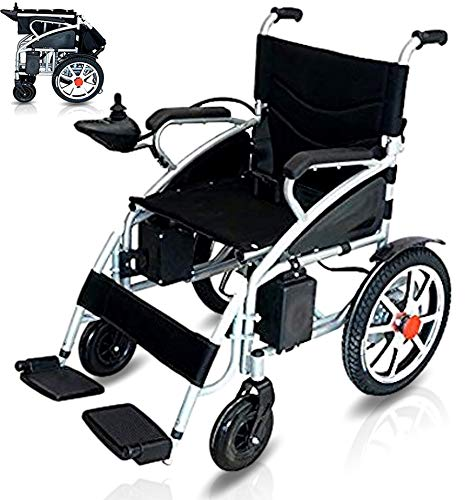 Best Deals! Ephesus Q5 | | Lightweight Motorized Wheelchair, Portable and Durable, Electric Battery ...