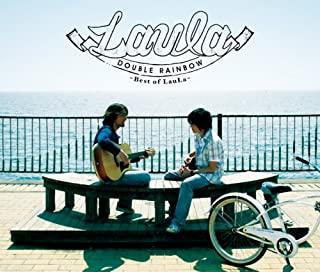 DOUBLE RAINBOW BEST OF LAULA(初回限定盤)(DVD付)