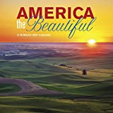 2021 America the Beautiful Wall Calendar