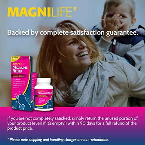 Magni Life Migraine Relief Tablets, 90 Count