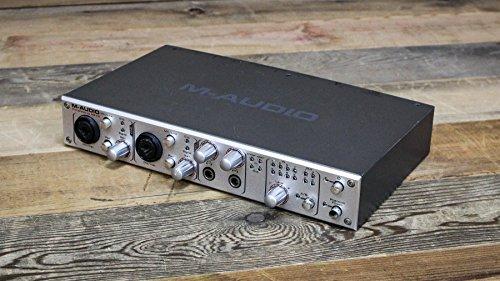 M-Audio FireWire 1814 - Sound card - 24-bit - 192 kHz - IEEE 1394 (FireWire)