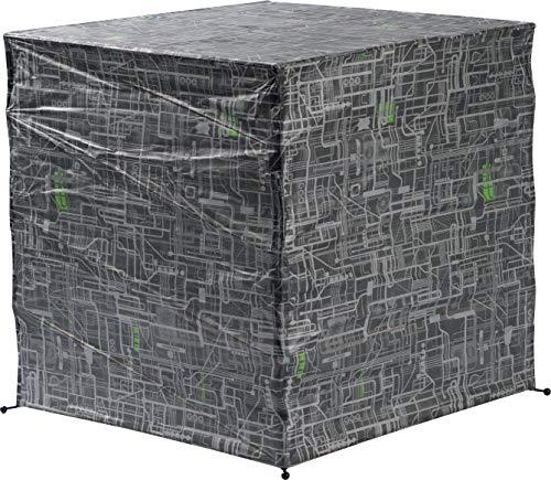 STAR TREK Borg Cube 18 Inch Paper Lantern Floor Lamp