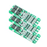 Aideepen 3 unids 3S 20A Li-ion batería de litio 18650 cargador placa PCB BMS 12.6 V módulo celular sobrecarga sobrecorriente protección contra cortocircuitos