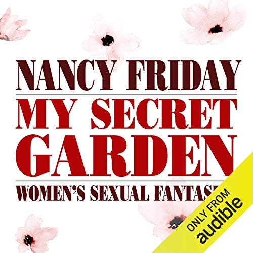 My Secret Garden audiobook cover art