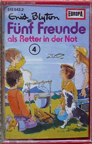 ENID BLYTON / FÜNF FREUNDE ALS RETTER IN DER NOT / (4)