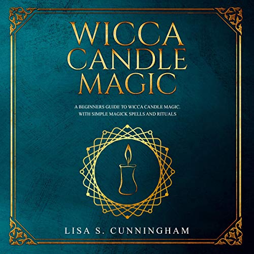 Wicca Candle Magic cover art