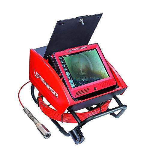 Rothenberger Inspektionskamera ROCAM® 4 PLUS Kamerakopf-D.40mm Kabel-L.30m Kabel-D.7mm