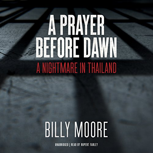 A Prayer Before Dawn audiobook cover art