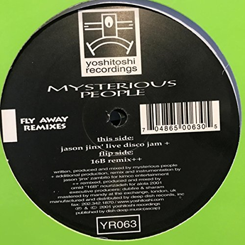 Fly Away (Jason Jinx' Joystick Remix)