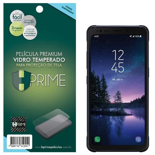 Pelicula de Vidro Temperado 9h para Samsung Galaxy S8 Active, HPrime, Película Protetora de Tela para Celular, Transparente