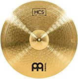 Meinl Cymbals 22' Ride Cymbal — HCS Traditional Finish Brass for Drum Set, Made in Germany, 2-Year...
