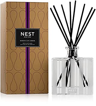 NEST Fragrances Moroccan Amber Scented Reed Diffuser 5.9 oz