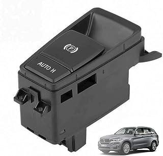Bestine Auto Handbremse Parkschalter Bremsknopf Automatischer Handbremsschalter Park Handbremssteuerschalter Druckknopf für E70 X5 X6 61319148508