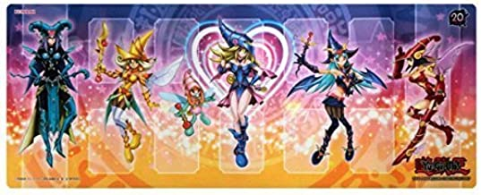 Egypt Mural Style Competition Pad for Yu-gi-oh Card Puzzle Playmat Wenini Rubber Play Mat 60x60cm//23.6x23.6inch Blue❤️