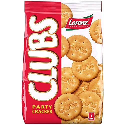 Salz Cracker 12 x 200g Vorratspack Lorenz Party Clubs Salzgebäck