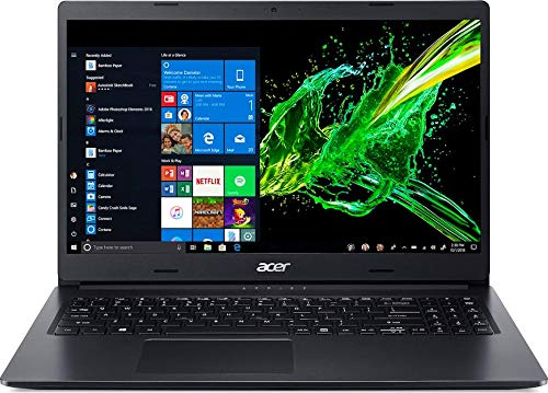 Acer Aspire 3 A315-55G-7045 Nero Computer Portatile 39,6 Cm (15.6') , 1920 X 1080 Pixel , Intel® Core™ I7 Di Decima Generazione , 16 GB DDR4-SDRAM , 512 GB SSD , Windows 10 Home