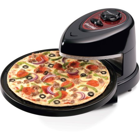 120 V Presto Pizzazz Plus Rotating Countertop Oven