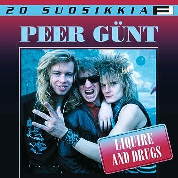 20 Suosikkia / Liquire And Drugs