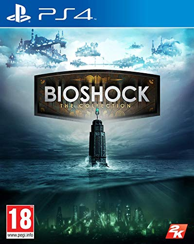 Bioshock : The Collection pour PS4 [Importación francesa]