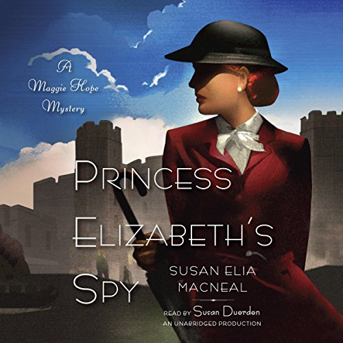 Princess Elizabeth's Spy audiobook cover art