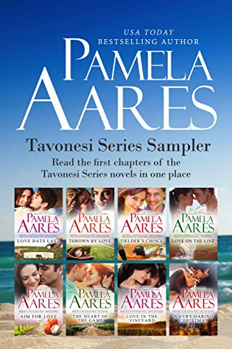 Tavonesi Series Sampler (Contemporary Romance): A Sample of Books by USA Today Bestselling Author Pamela Aares (English Edition)