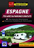 Espagne : 750 aires & parkings gratuits