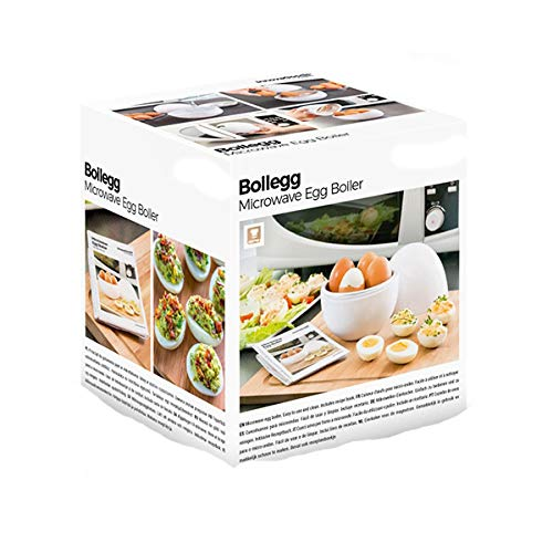 LAS COSAS QUE IMPORTAN Cuece Huevos Microondas Cocina Incluye Recetario