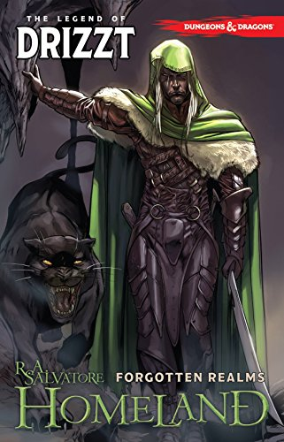 Dungeons & Dragons: The Legend of Drizzt Vol. 1: Homeland (English Edition)
