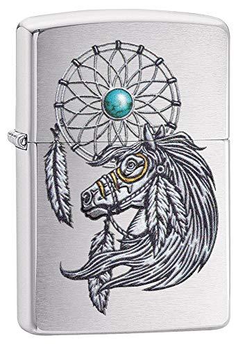 Zippo 60004183 Native American Design - Accendino