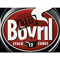 Bovril Stock Cubes Beef (12x6g) ボブリル株式キューブ牛肉( 12X6G )