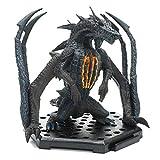 Koki Monster Hunter Figure Styracosaurus Builder Mini Figure CFB Model PVC(NO Box) Multicolor