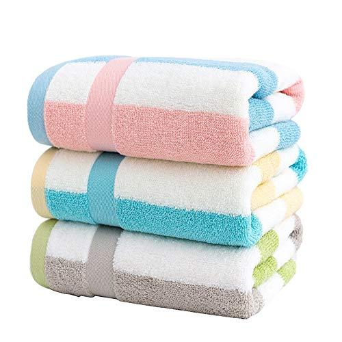 conjunto de toallas de fibra de bambú de alto grado toalla de algodón facecloth Deportes toalla de hombres y mujeres adultos niños toalla colorfast y despeinado