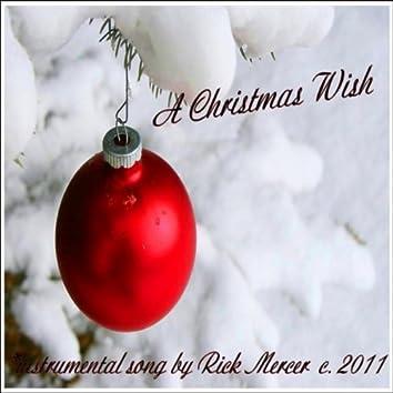 A Christmas Wish (Instrumental)