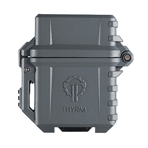Thyrm PyroVault Lighter Armor, Compatible with Zippo Classic Fluid...