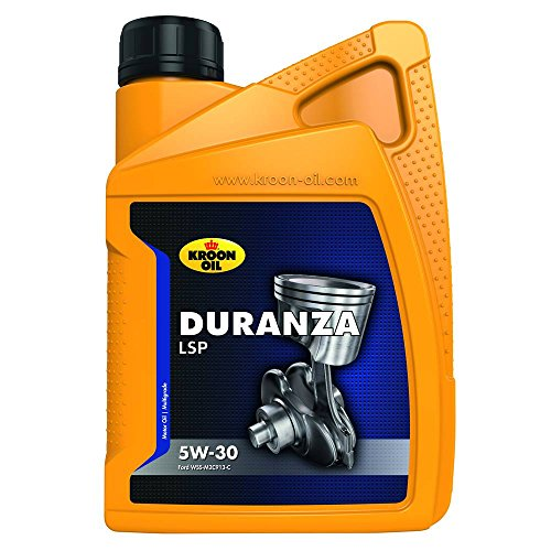 Kroon Oil KO 1838141 motorolie voor auto 34202 Duranza LSP, 1 l
