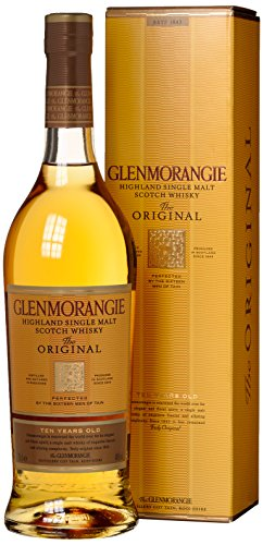GLENMORANGIE 10 Y.O. Highland Single Malt Scotch Whisky