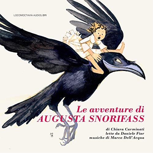 Le avventure di Augusta Snorifass copertina