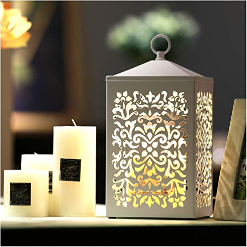 D-Work - Lampada riscaldante per candela profumata Candle Warmer Ht. 16 cm 'CLARA 504' lampadina GU10 230 V dimmerabile