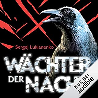 Wächter der Nacht                   Autor:                                                                                                                                 Sergej Lukianenko                               Sprecher:                                                                                                                                 Achim Höppner,                                                                                        Oliver Brod                      Spieldauer: 6 Std. und 52 Min.     171 Bewertungen     Gesamt 4,1