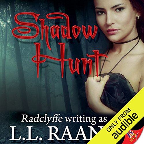 Shadow Hunt audiobook cover art