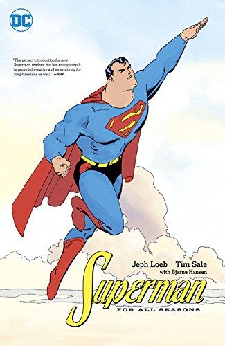 Superman: For All Seasons (English Edition)