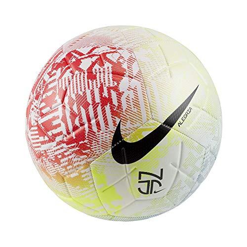 Nike Neymar Jr. Strike Ball - White-Rainbow 5