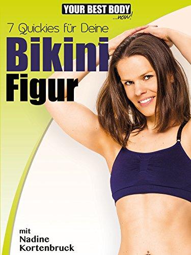 7 Quickies für Deine Bikini Figur