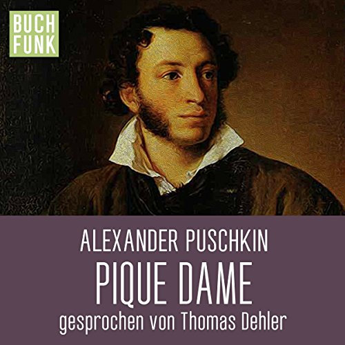 Pique Dame und andere Erzählungen Titelbild
