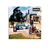XYDQ Oasis Be Here Now 1997 Leinwand-Kunst-Poster und