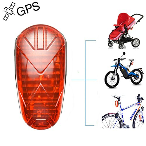 Rastreador Gps Bicicleta GPS Tracker Localizador GPS Bicicleta La Bate